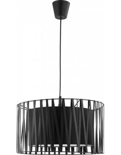 TK-Lighting HARMONY BLACK 1654