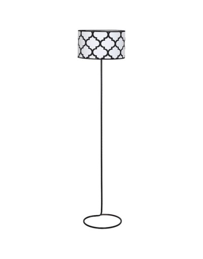 Czarn - Biała lampa...