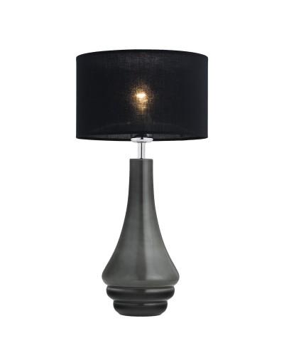 Szara lampa nocna Argon...