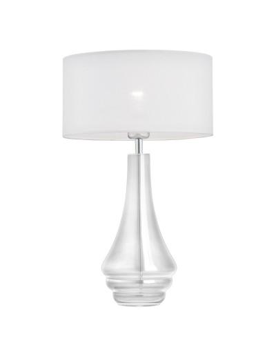 Transparentna lampa nocna...