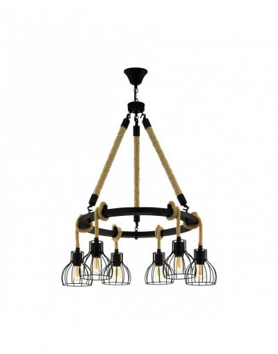 Eglo RAMPSIDE 43194 - lampa...