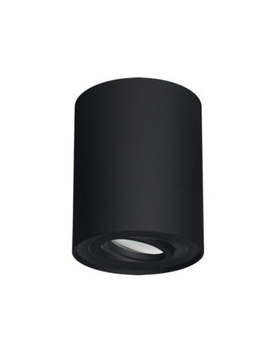 Czarna tuba natynkowa 1 x...